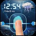 Lockscreen Fingerprint Prank