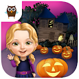 Sweet Baby Girl Halloween Fun