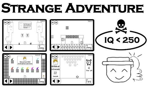 Strange Adventure APK for Bluestacks