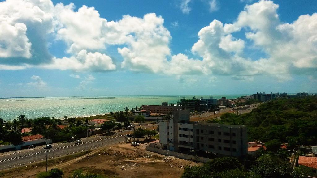 Apartamento residencial à venda, Camboinha, Cabedelo.