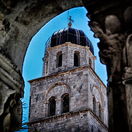 Dubrovnik 2 by Piotr Kaczmarek - Buildings & Architecture Public & Historical ( building, tower, dubrovnik, tydzien miodowy 1, croatia )