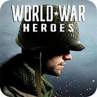 World War Heroes: WW2 FPS Shooting games! pour PC (Windows / Mac)
