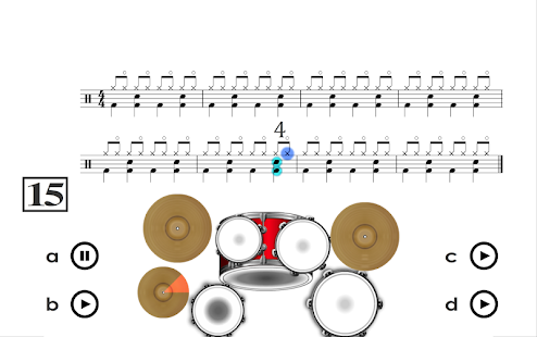 Learn how to play Drums PRO- screenshot thumbnail