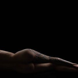 Bodyscape tattoo by André Odermatt - Nudes & Boudoir Artistic Nude ( tattoo, art, bodyscape, nude )