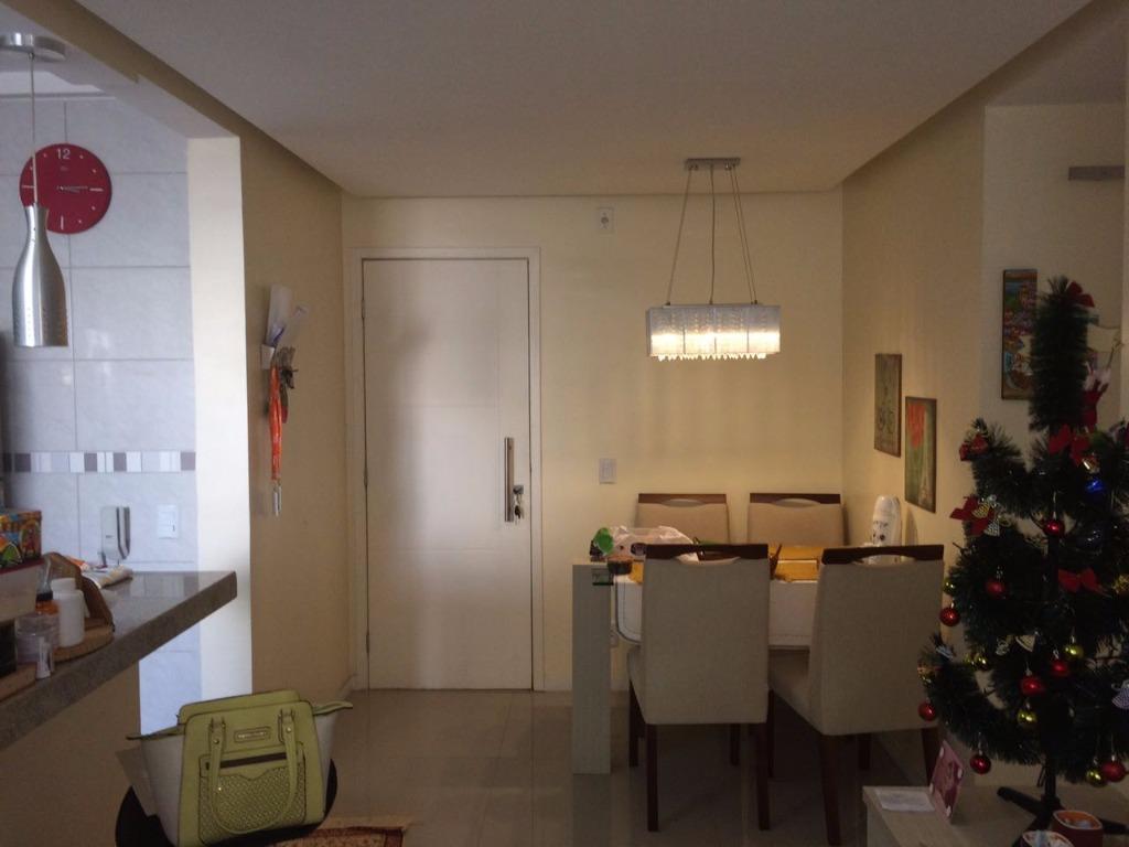 Apartamento residencial para locação, Novo Cavaleiro, Macaé.