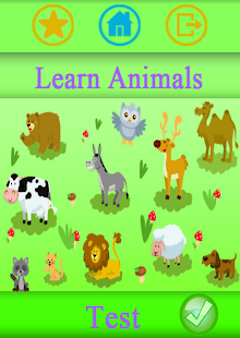 Animals for Kids Education - screenshot