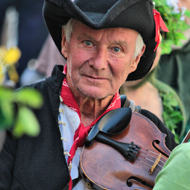 Jack in the green by Dean Thorpe - People Musicians & Entertainers