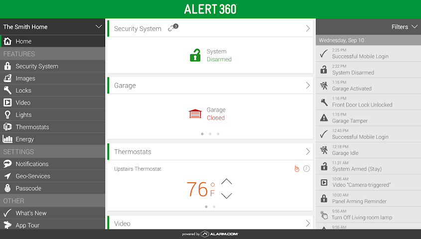 android Alert360 by CSG Screenshot 7