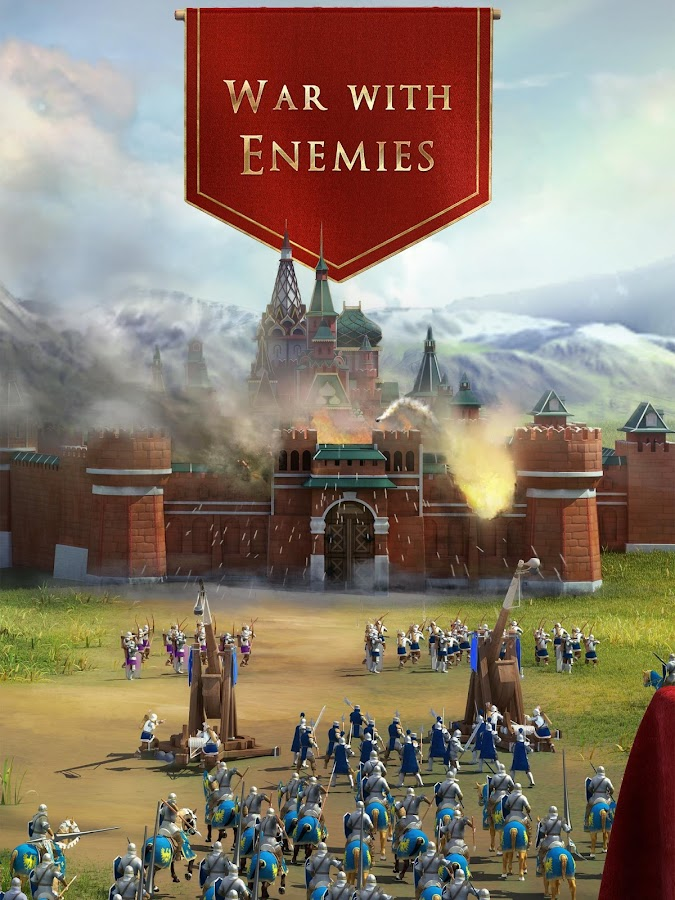 March of Empires Screenshot 3