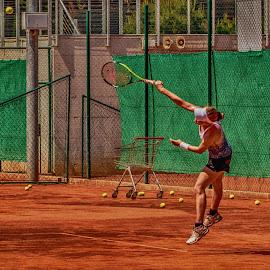 back by Eseker RI - Sports & Fitness Tennis (  )