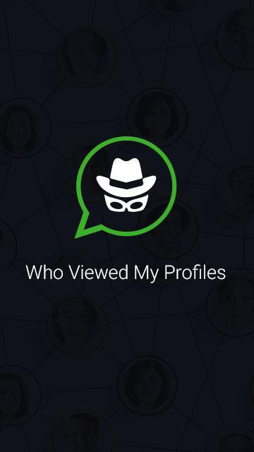 Profile Tracker For Whatsapp Screenshot 0