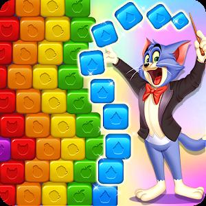 Tom Kitty Cube Crush For PC (Windows & MAC)