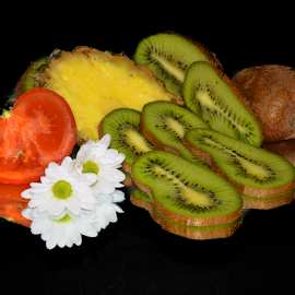fruits with vegetables  by LADOCKi Elvira - Food & Drink Fruits & Vegetables