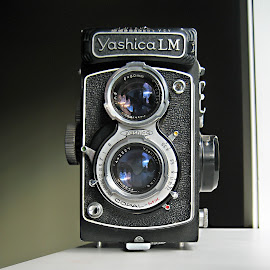 Yashica LM by Keith Sutherland - Products & Objects Technology Objects ( yashica, vintage, camera, antique, photography )