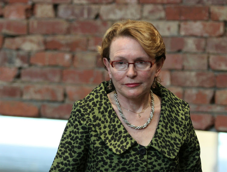 Former Democratic Alliance leader Helen Zille. Picture: SOWETAN