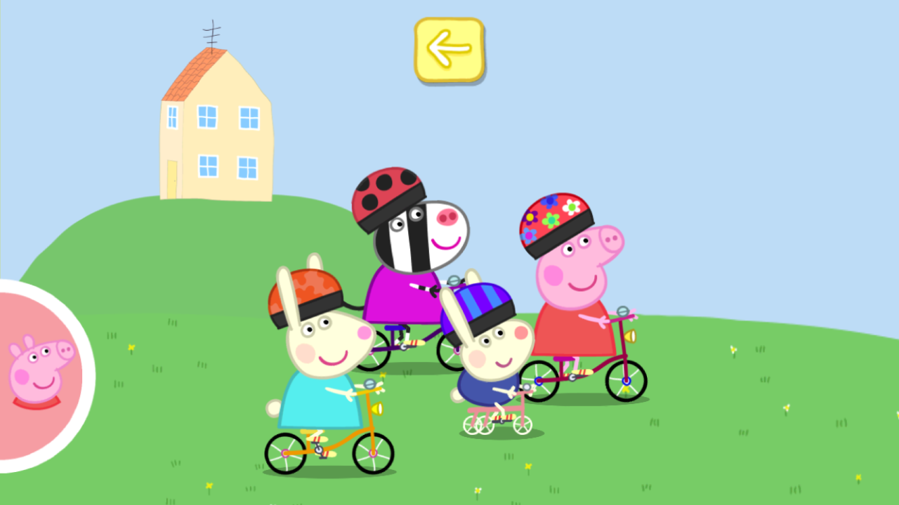 Peppa Pig: Sports Day Screenshot 2