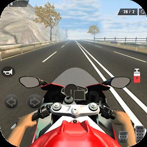 Traffic Moto 3D For PC
