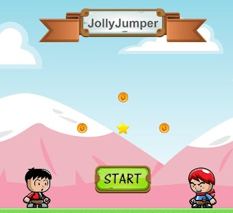 Jolly Jumper - screenshot