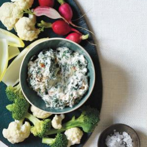 Spinach and Caramelized Onion Dip