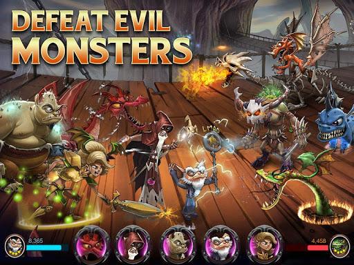 DragonSoul - Online RPG screenshot 7