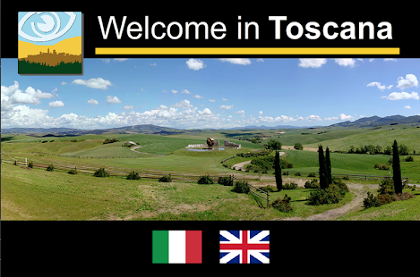 Welcome in Toscana