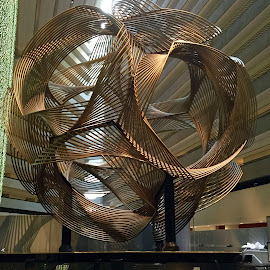 Sphere by Lope Piamonte Jr - Artistic Objects Other Objects