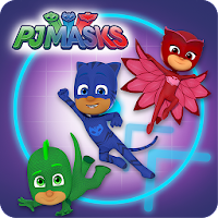 PJ Masks: Time To Be A Hero For PC Laptop (Windows/Mac)