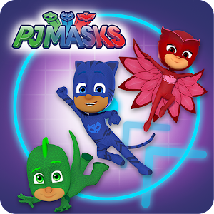 PJ Masks: Time To Be A Hero For PC (Windows & MAC)