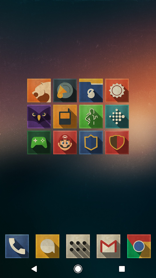 Axis Icon Pack Screenshot 7