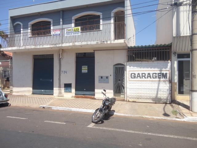 Galpão comercial para locação, Vila São Cristóvão, Uberaba - GA0034.