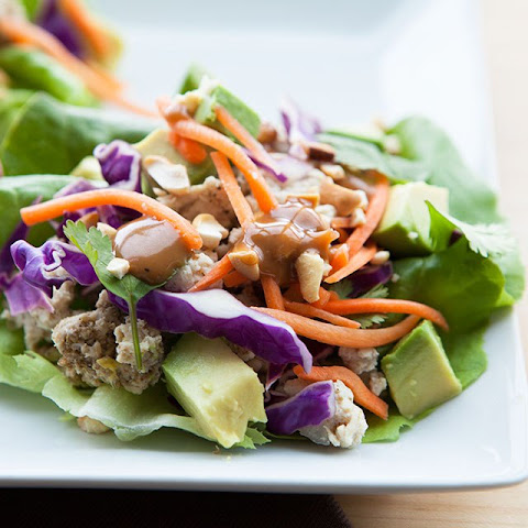 Turkey Thai Lettuce Wraps