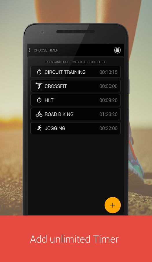 Tabata Workout Timer for HIIT Screenshot 11