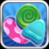 APK Game Lollipop Candy Sweet Match3 for BB, BlackBerry