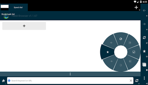 Habit Browser - screenshot