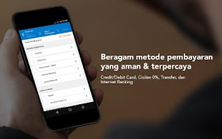Screenshot of Blibli.com App for Android