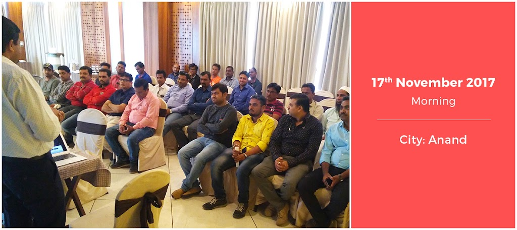 Letoile Home Automation Community event Anand, Gujarat, India