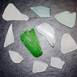 Beach Glass by Debra Branigan - Artistic Objects Other Objects ( other objects, beach glass, artistic objects, photography )
