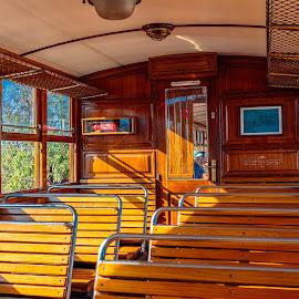train to Soller, Mallorca by Roberto Gonzalo - Transportation Trains ( soller, train, mallorca,  )
