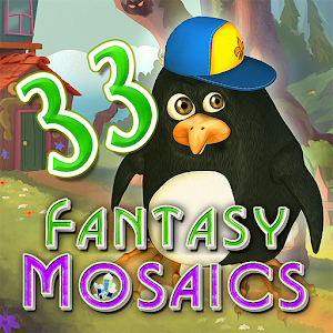 Fantasy Mosaics 33: Inventor's Workshop For PC / Windows 7/8/10 / Mac – Free Download