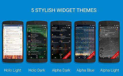 Free Download DigiCal Calendar Agenda APK for Samsung