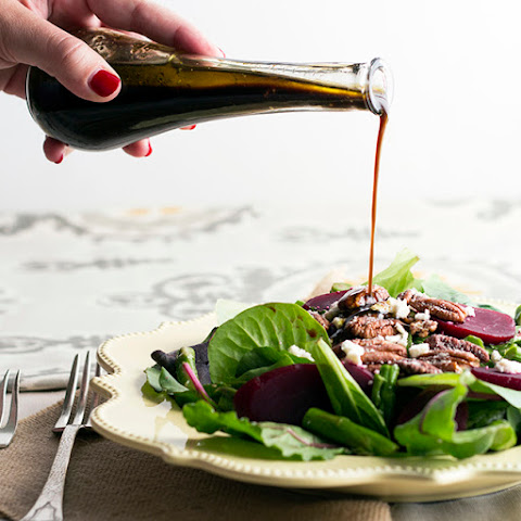 Light Balsamic Vinaigrette Dressing