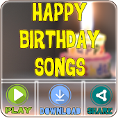 Happy Birthday Songs Offline APK