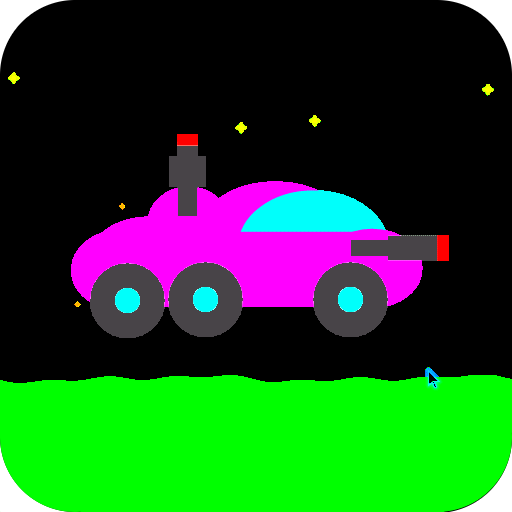 Moon Racer - 2D Retro Shooter (game)