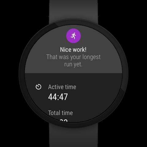 Google Fit - Fitness Tracking screenshot 12