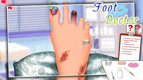 Foot Doctor- screenshot