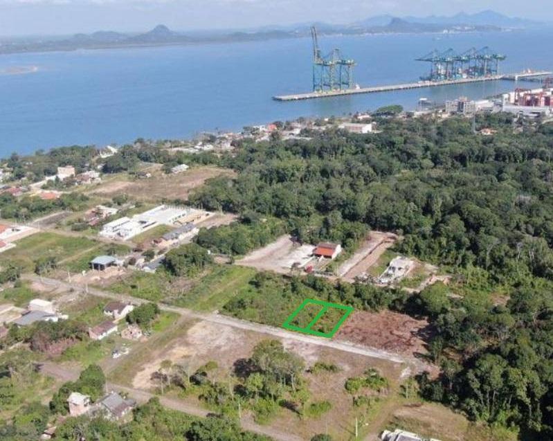 Terreno à venda, 360 m² por R$ 50.000,00 - Farol do Itapoá II - Itapoá/SC