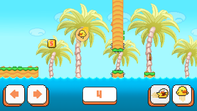 Birdy McFly : Run And Fly Over It! APK screenshot thumbnail 19