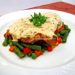 Veal Cutlets Rosemary Recipes
