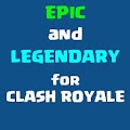 LEGEND CHESTS FOR CLASH ROYALE
