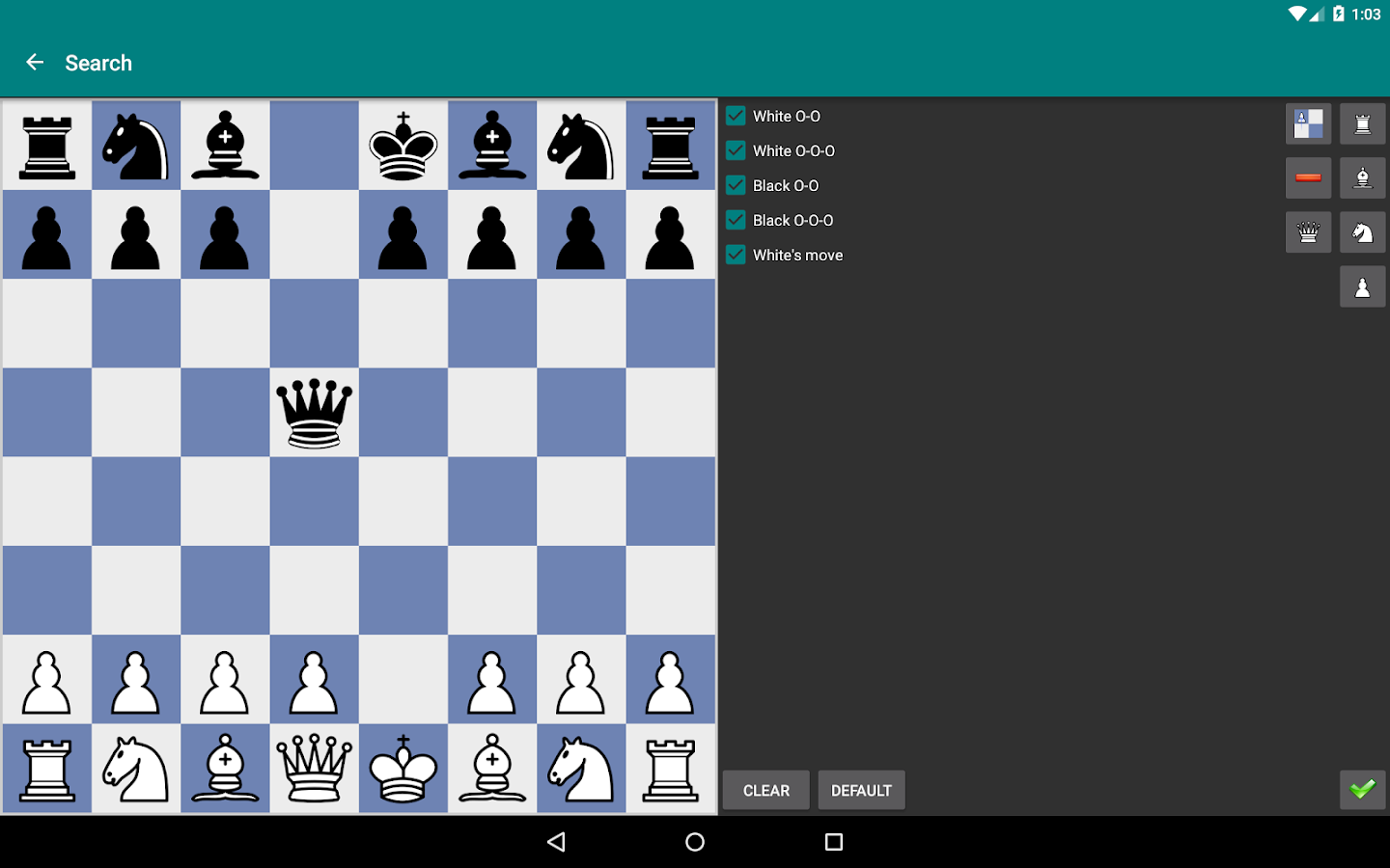 Perfect Chess Database Screenshot 12